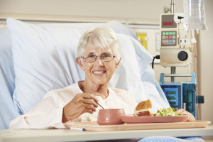 Nursing Home Dietary Services Included in Charges