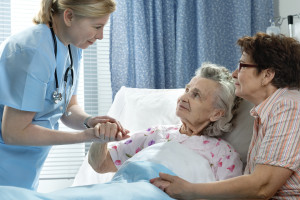 Residents Must Participate in their Care Needs