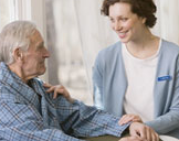 Nursing Home Resident Given Information about Nursing Home Physician