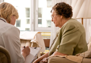 Nursing Home Resident Care Plan